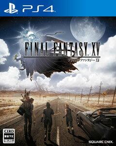 【特典】PS4 ファイナルファンタジーXV 通常版[スクウェア・エニックス]《11月予約》