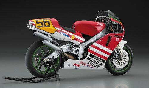 プラモデル・模型, その他 112 Honda NSR500 08