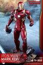 【ムービー・マスターピース DIECAST】『シビル・ウォー』1/6 アイアンマン・マーク46[ホットトイズ]【送料無料】《05月仮予約》