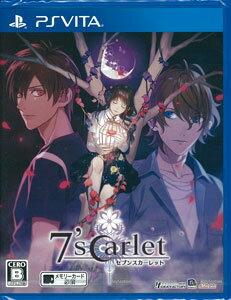 【特典】PS Vita 7'scarlet 通常版[アイディアファクトリー]《07月予約》