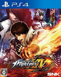 【特典】PS4 THE KING OF FIGHTERS XIV[SNKプレイモア]《08月予…