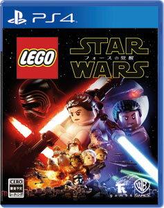 PS4 LEGO スター・ウォーズ/フォースの覚醒[ワーナー・ブラザース]《10月予約※暫定》