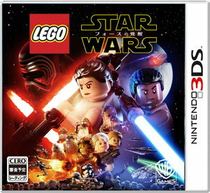 3DS LEGO スター・ウォーズ/フォースの覚醒[ワーナー・ブラザース]《10月予約》