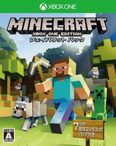 Minecraft: Xbox One Edition フェイバリットパック[日本マイクロソフ…