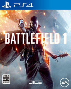 PS4 バトルフィールド 1[EA]《10月予約》