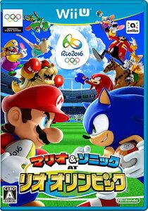 Wii U マリオ&ソニック AT リオオリンピック TM[任天堂]【送料無料】《06月予約》