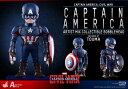 【アーティストMIX】 『シビル・ウォー/キャプテン・アメリカ』 TOUMA x キャプテン・アメリカ[ホットトイズ]【送料無料】《発売済・在庫品》