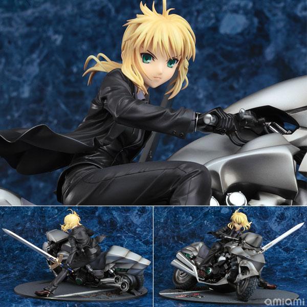 【楽天市場】Fate/Zero セイバー&セイバー・モータード・キュイラッシェ 1/8 完成品フィギュア(再販