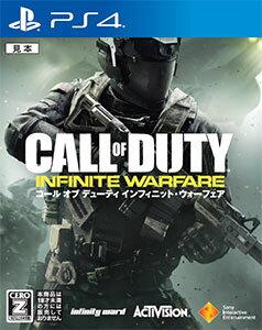 PS4 コール オブ デューティ インフィニット・ウォーフェア 通常版[SIE]《11月予約※…