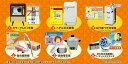 日立のなつかし昭和家電 6個入りBOX[リーメント]《発売済・在庫品》
