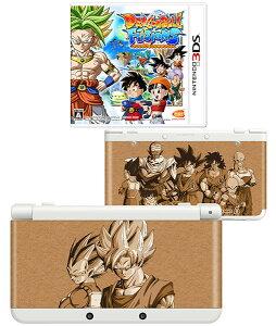 3DS ドラゴンボールフュージョンズ きせかえパック 本体同梱版[バンダイナムコ]【送料無料】…