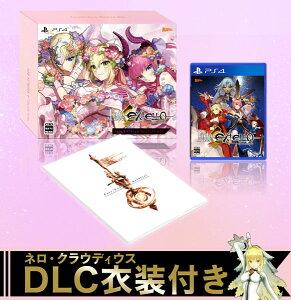 【特典】PS4 Fate/EXTELLA REGALIA BOX for PlayStatio…