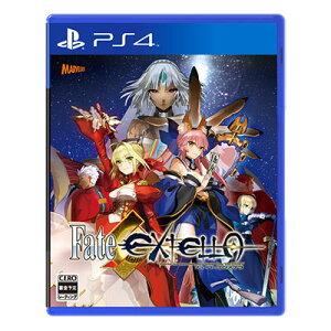 【特典】PS4 Fate/EXTELLA 通常版[マーベラス]《11月予約》