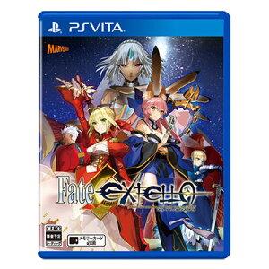 【特典】PS Vita Fate/EXTELLA 通常版[マーベラス]《11月予約》