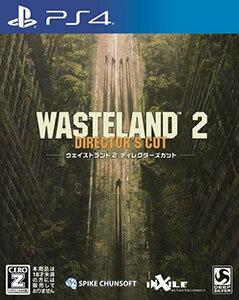 【特典】PS4 ウェイストランド2 ディレクターズ・カット[スパイク・チュンソフト]《08月予…
