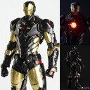 RE:EDIT IRON MAN #06 MARVEL NOW!ver. BLACK X GOLD[千値練]【送料無料】《発売済・在庫品》