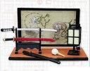 ポーズスケルトン 日本刀セット[リーメント]《発売済・在庫品》