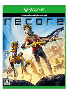【特典】Xbox One ReCore[マイクロソフト]《09月予約》