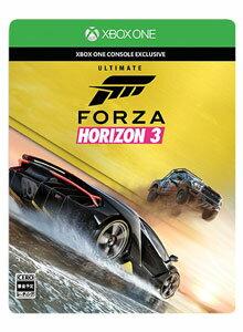 【特典】Xbox One Forza Horizon 3 アルティメットエディション[マイクロ…