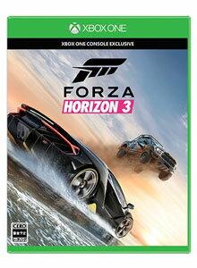 【特典】Xbox One Forza Horizon 3 通常版[マイクロソフト]《09月予約…