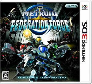 3DS メトロイドプライム フェデレーションフォース[任天堂]【送料無料】《08月予約》