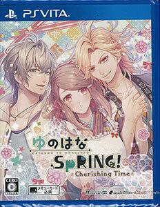 【特典】PS Vita ゆのはなSpRING! 0Cherishing Time0 通常版[ア…
