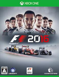 Xbox One F1 2016[ユービーアイソフト]《09月予約※暫定》