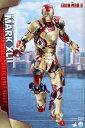 クオーター・スケール 『アイアンマン3』 1/4スケールフィギュア アイアンマン・マーク42[ホットトイズ]【送料無料】《発売済・在庫品》