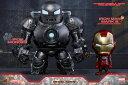 コスベイビー 『アイアンマン』[サイズS] アイアンモンガー&アイアンマン・マーク3(2体セット)[ホットトイズ]《取り寄せ※暫定》