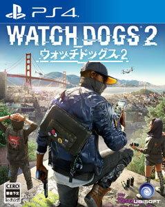 【特典】PS4 ウォッチドッグス2[ユービーアイソフト]《12月予約》