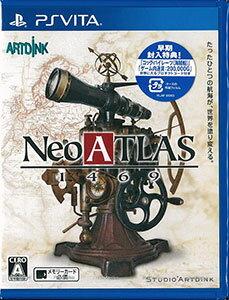 【特典】PS Vita Neo ATLAS 1469[スタジオアートディンク]《10月予約》