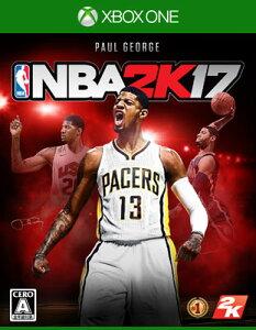 【特典】Xbox One NBA 2K17[テイクツー・インタラクティブ・ジャパン]《10月予…