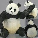 ソフビトイボックス 003 パンダ (ジャイアントパンダ) ソフビフィギュア[海洋堂]《発売済・在庫品》