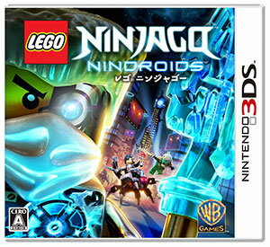 3DS LEGO ニンジャゴー ニンドロイド[ワーナーブラザースジャパン]【送料無料】《11月…