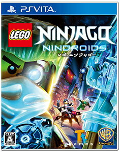 PS Vita LEGO ニンジャゴー ニンドロイド[ワーナーブラザースジャパン]《11月予約…