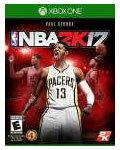 Xbox One 北米版 NBA 2K17[2K Games]《09月予約》