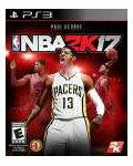 PS3 北米版 NBA 2K17[2K Games]《09月予約》