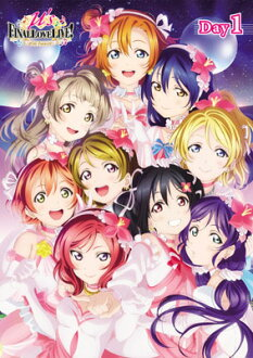 DVD μ's / ラブライブ!μ's Final LoveLive! ~μ'sic Forever♪♪♪♪♪♪♪♪♪~ DVD Day1(DVD Mu's / Love Live! Mu's Final LoveLive! -Mu'sic Forever- DVD Day1(Released))