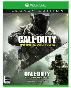 【特典】Xbox One コール オブ デューティ インフィニット・ウォーフェア レガシーエデ…