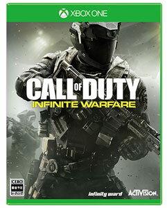 【特典】Xbox One コール オブ デューティ インフィニット・ウォーフェア 通常版[日本…