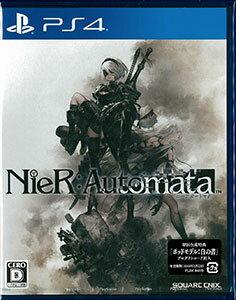 【特典】PS4 ニーア オートマタ[スクウェア・エニックス]《02月予約》