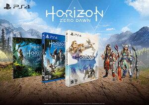 PS4 Horizon Zero Dawn 初回限定版[SIE]《03月予約》