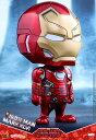 コスベイビー 『シビル・ウォー/キャプテン・アメリカ』[サイズL] アイアンマン・マーク46[ホットトイズ]《取り寄せ※暫定》