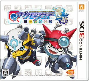 【特典】3DS デジモンユニバース アプリモンスターズ[バンダイナムコ]【送料無料】《12月予…