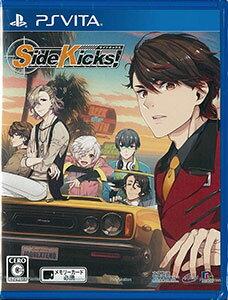 【特典】PS Vita Side Kicks! 通常版[eXtend]《03月予約》