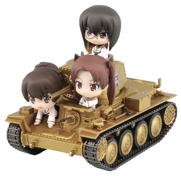 38(t)戦車B/C型 エンディングVer.親善試合時 完成品[ピットロード]《発売済・在庫品》