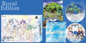 【特典】PS4 四女神オンライン CYBER DIMENSION NEPTUNE ロイヤルエデ…