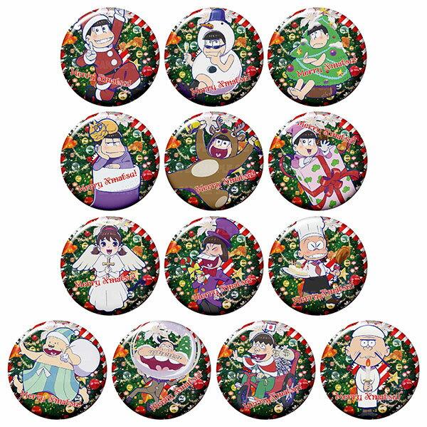 おそ松さん クリス松トレーディング缶バッジ 13個入りBOX[エイベックス]《発売済・在庫品》
