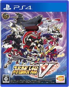【特典】PS4 スーパーロボット大戦V 通常版[バンダイナムコ]《02月予約》