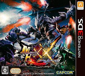 3DS モンスターハンターダブルクロス[カプコン]【送料無料】《03月予約》